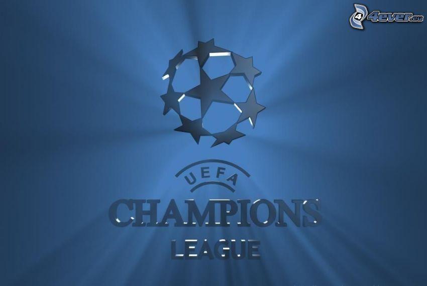 UEFA Champions League, futbal, logo