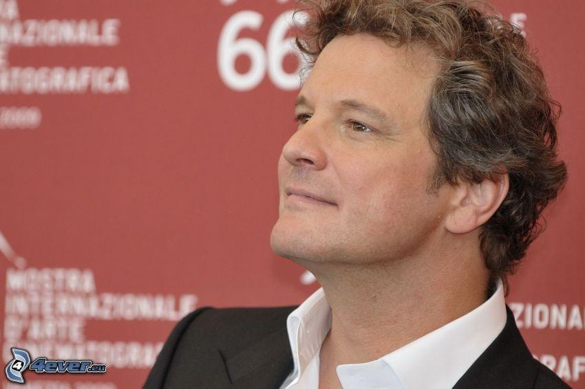 Colin Firth, pohľad