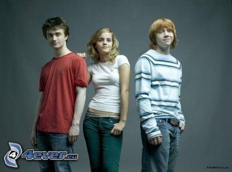 Daniel Radcliffe, Emma Watson