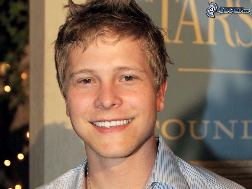Matt Czuchry, úsmev