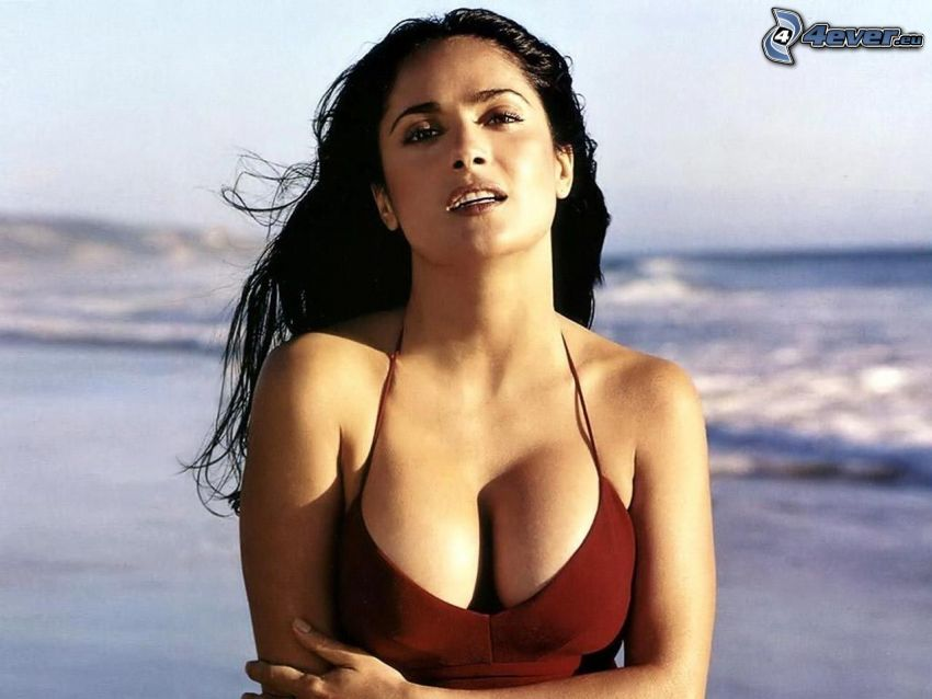 Salma Hayek, more