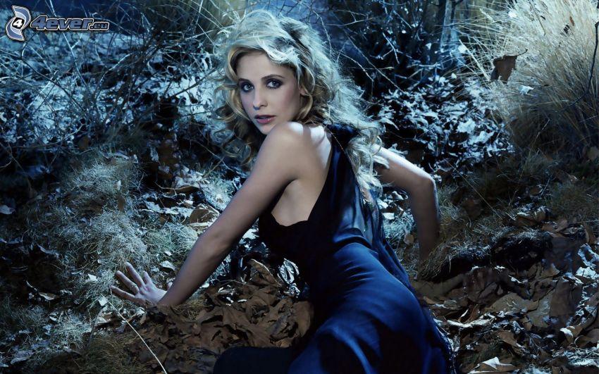 Sarah Michelle Gellar, príroda