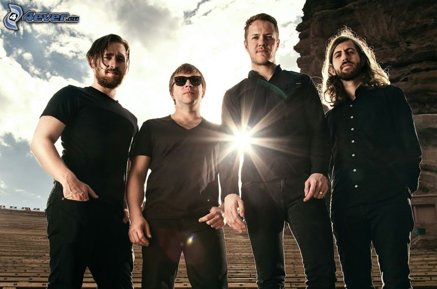 Imagine Dragons, slnko