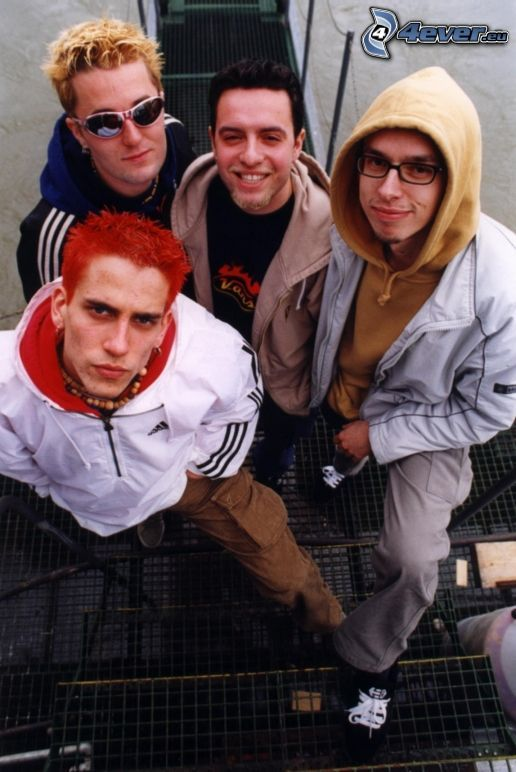 IneKafe, hudba, skupina, rock, punk