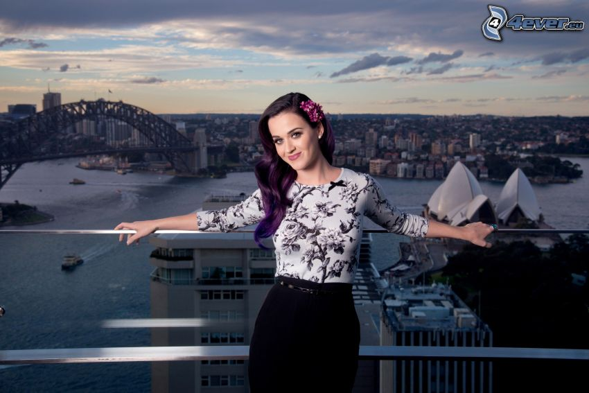 Katy Perry, Sydney