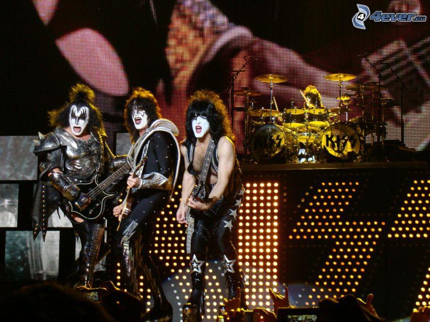 Kiss, koncert