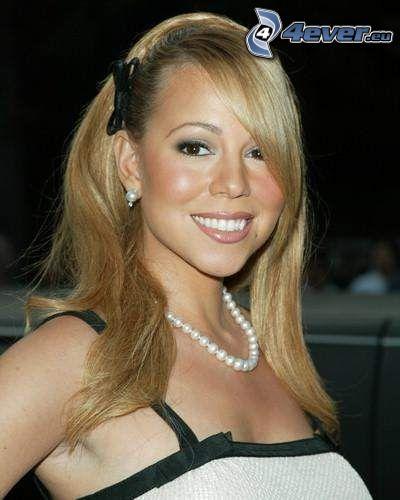 Mariah Carrey, speváčka