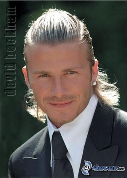 David Beckham, futbal