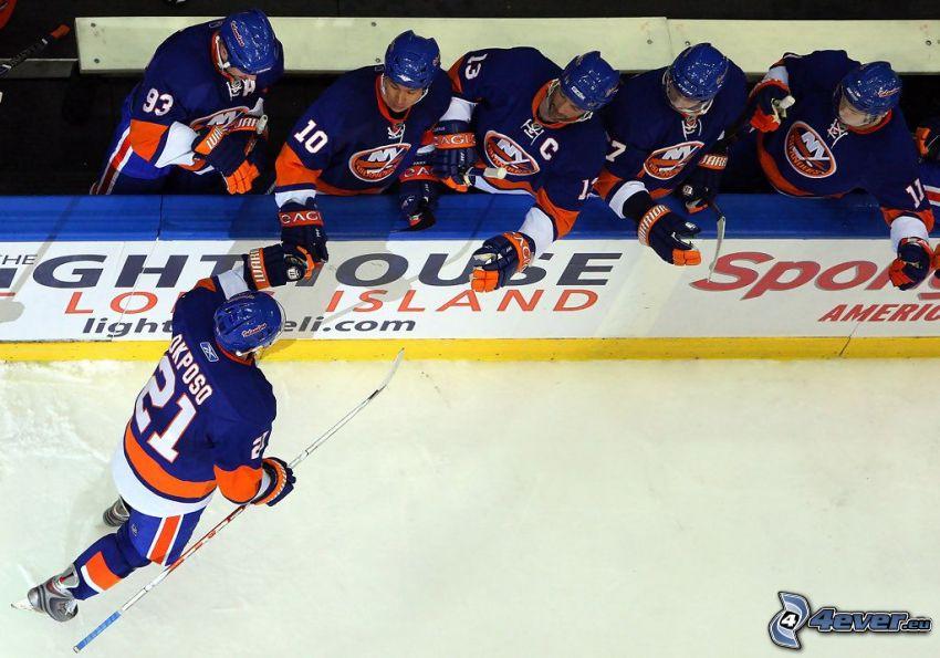 Kyle Okposo, hokejisti, hokej