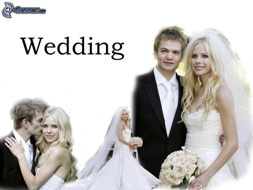 svadba, nevesta, ženích