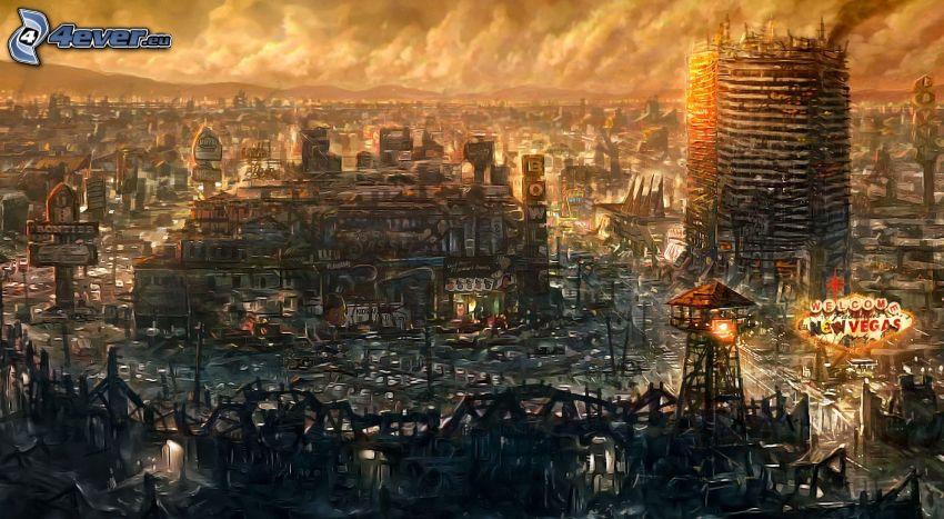 Fallout 3 - Wasteland