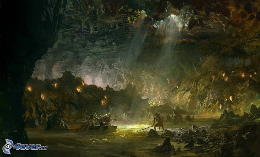 Guild Wars 2, podzemie