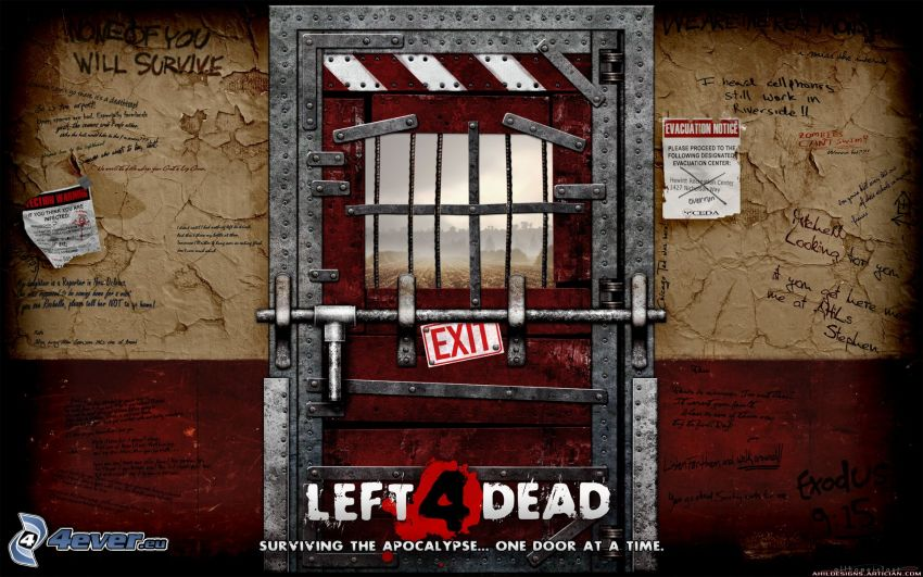 Left 4 Dead, väzenie