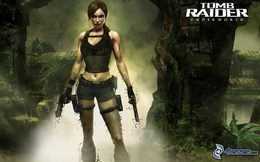 Tomb Raider: Underworld, Lara Croft