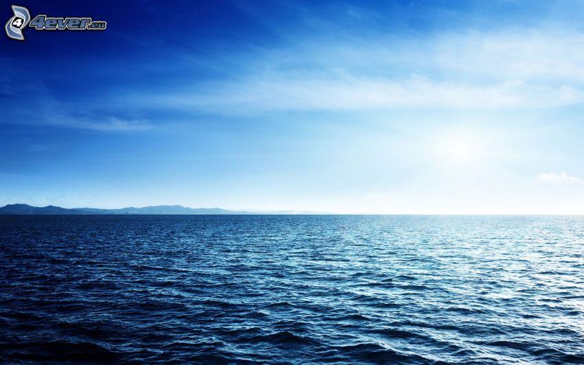 šíre more, pohorie