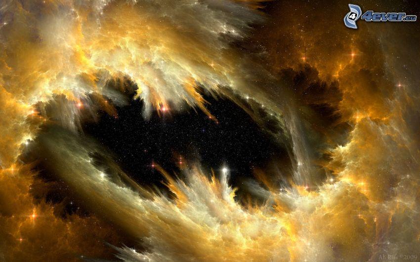 hmlovina, hviezdy