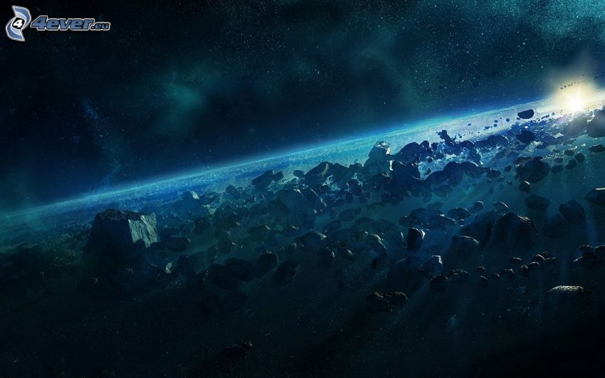 pás asteroidov