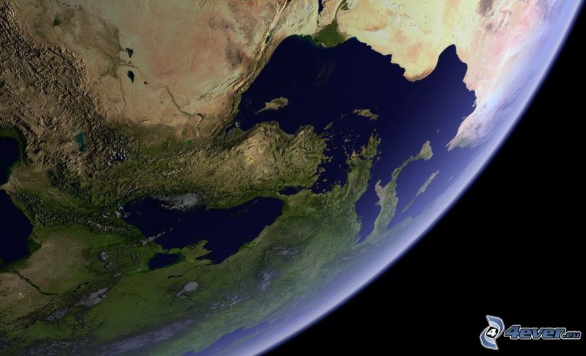 Zem, Stredozemné more