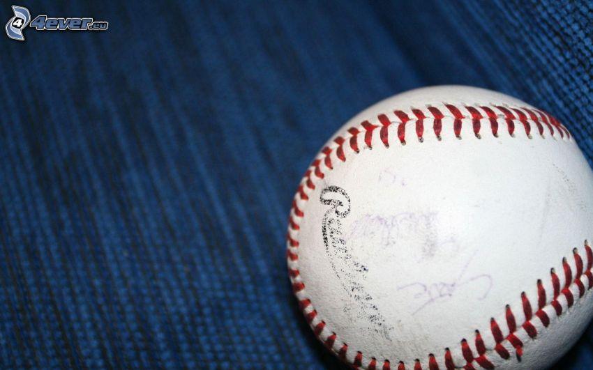 baseballová loptička