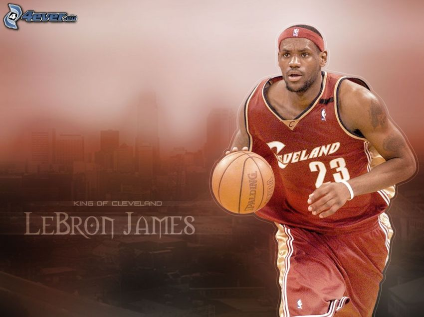 LeBron James, Cleveland
