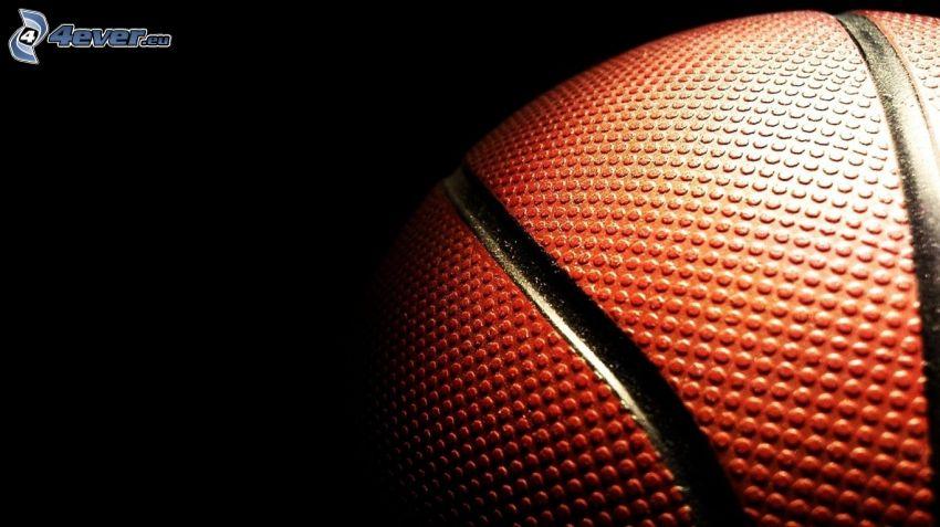 lopta, basketbal