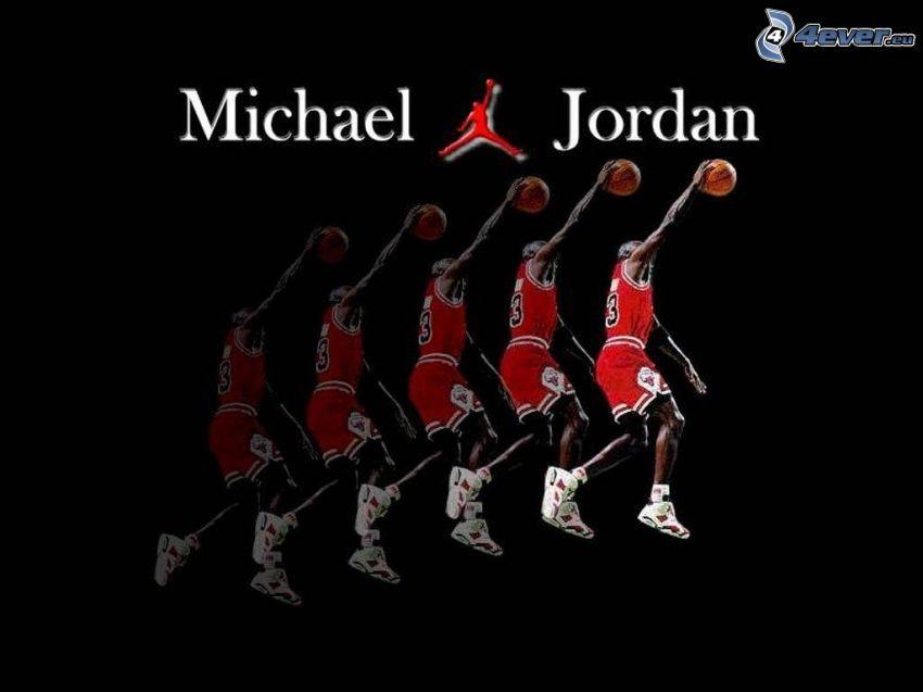 Michael Jordan, basketbalista