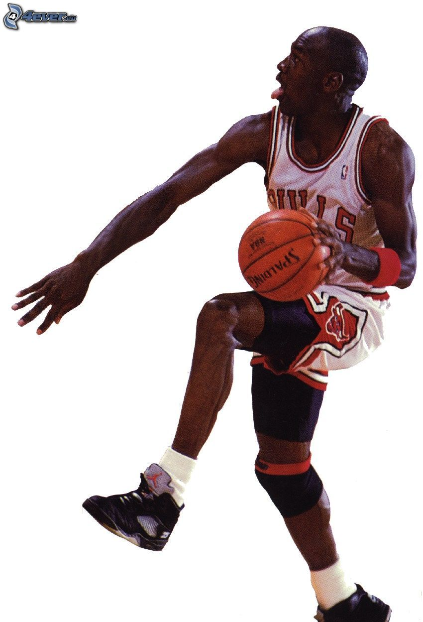 Michael Jordan, basketbalista