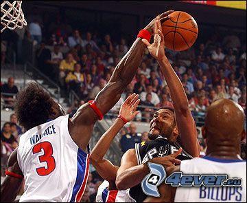 NBA, basketbal