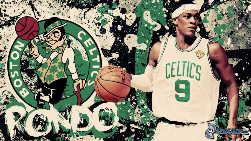 Rajon Rondo, basketbalista, Boston Celtics