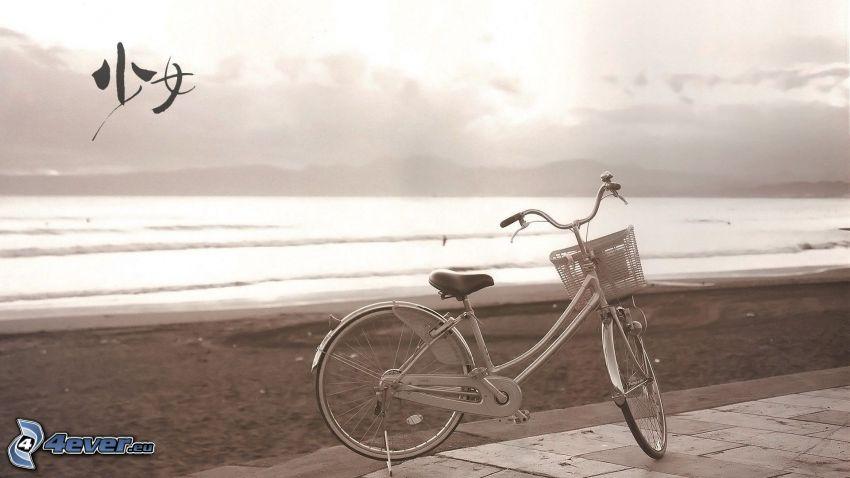 bicykel, hrádza