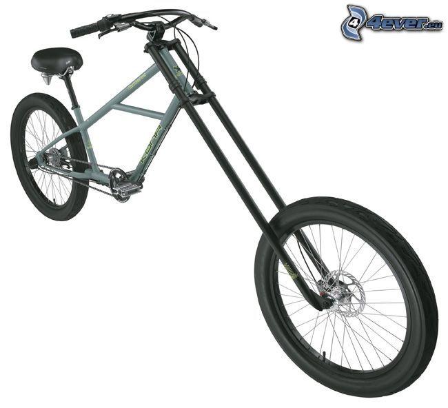 chopper, bicykel