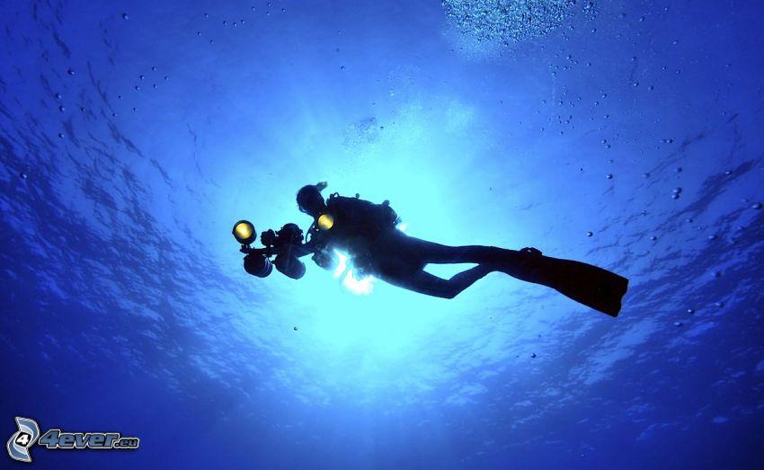 potápač