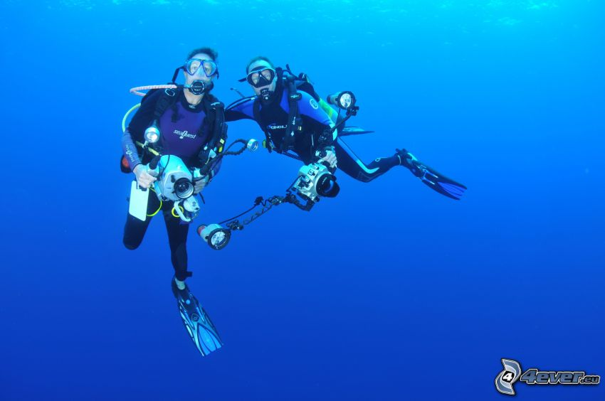 potápači
