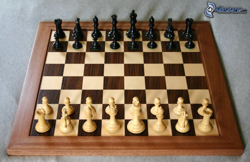 šach, šachovnica