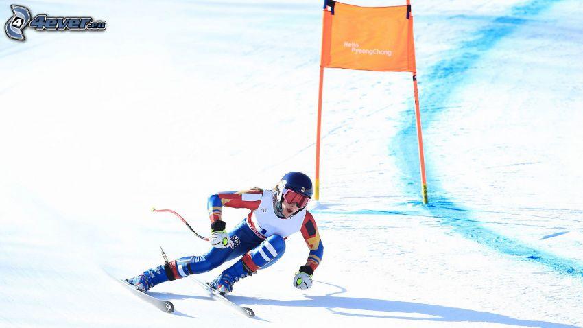 extrémne lyžovanie