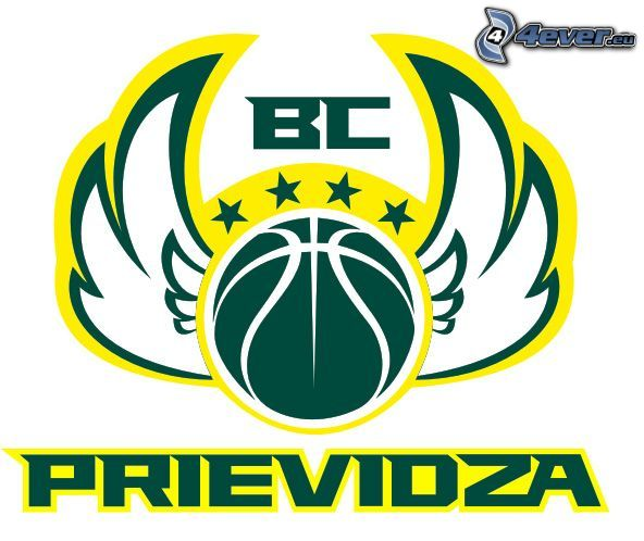 BC Prievidza, basketbal, klub, logo