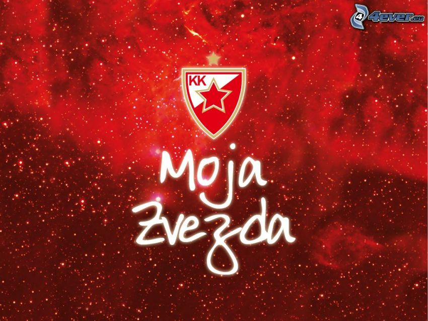 FC Red Star, erb, klub, obloha