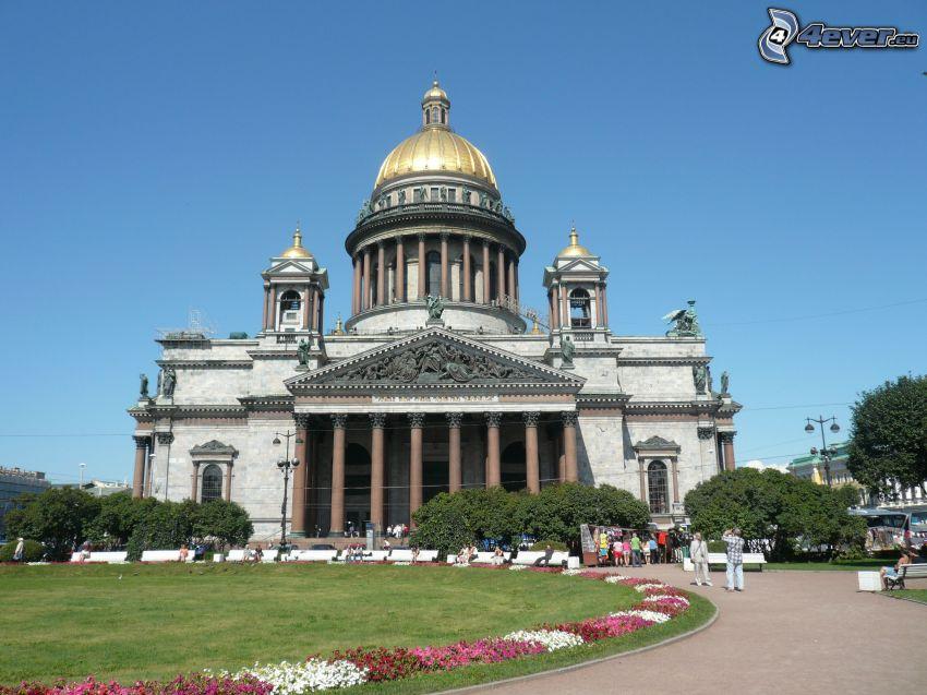 Chrám svätého Izáka, Petrohrad
