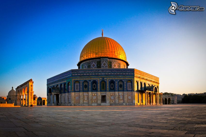 Dome of the Rock, Jeruzalem