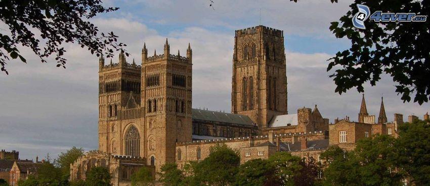 Durhamská katedrála