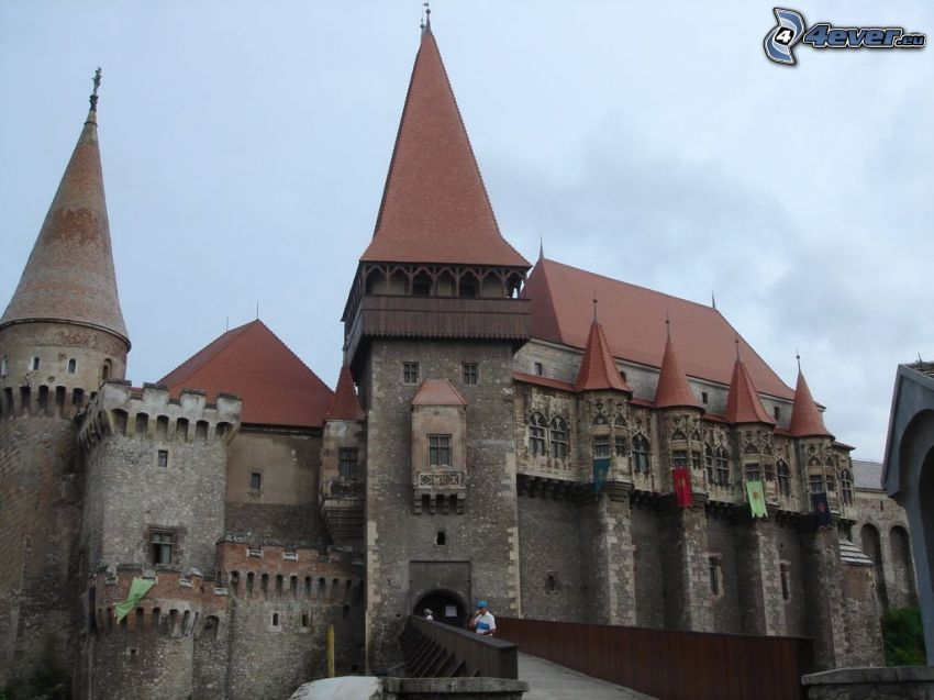 Hunyad, hrad