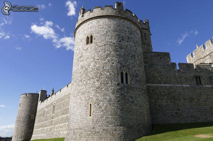 Windsorský zámok, veža