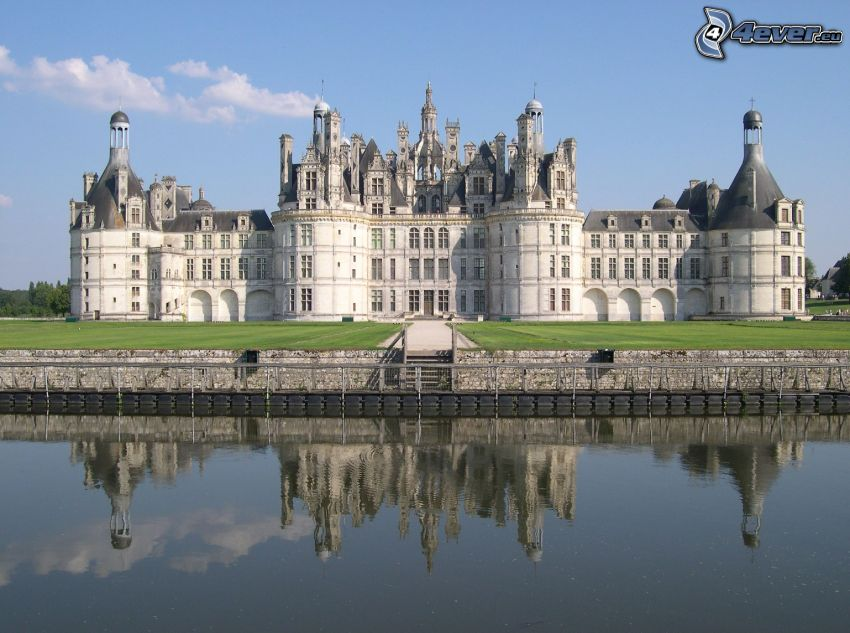 zámok Chambord, Cosson