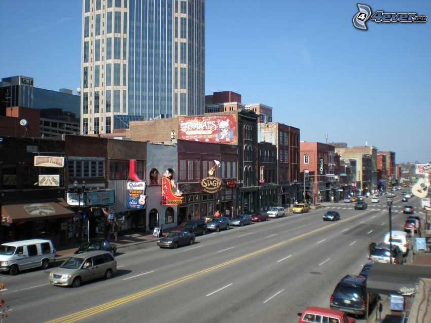 Nashville, ulica