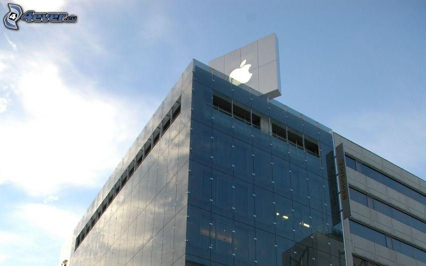 Apple, budova