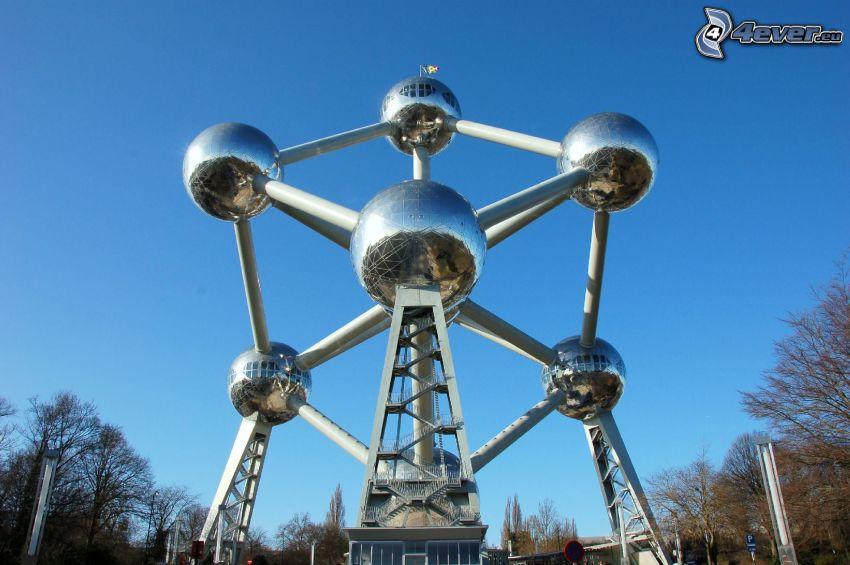 Atomium, Brusel