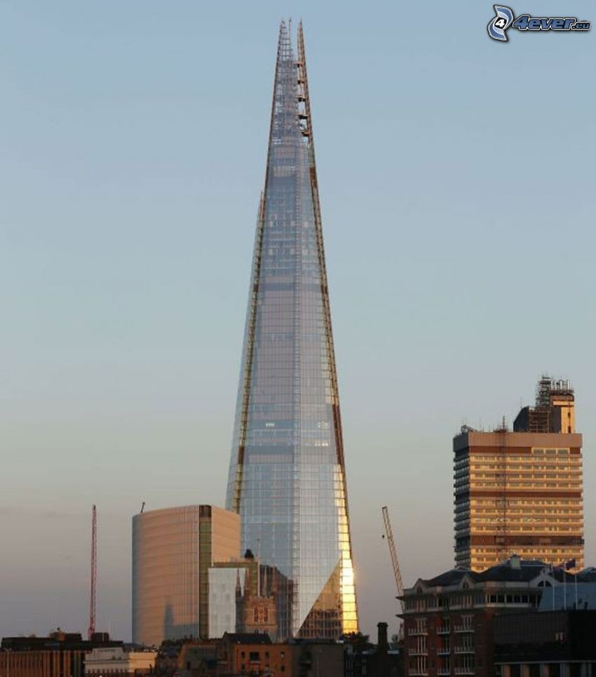 The Shard, Londýn