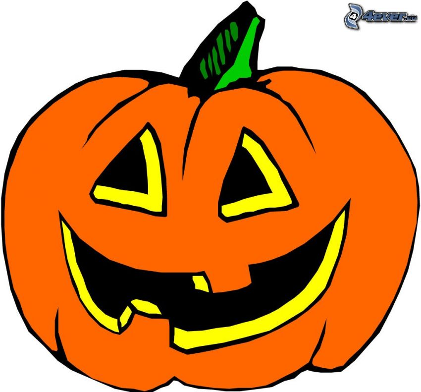 halloweenska tekvica