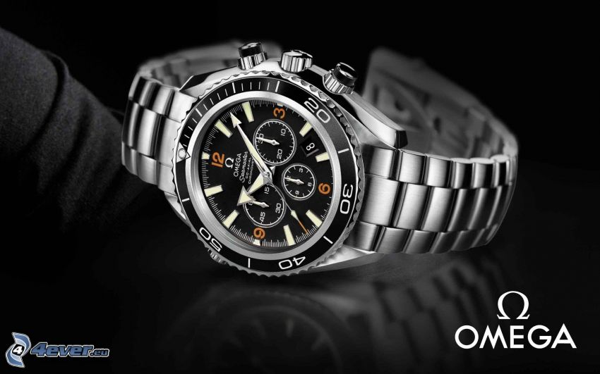 hodinky, Omega