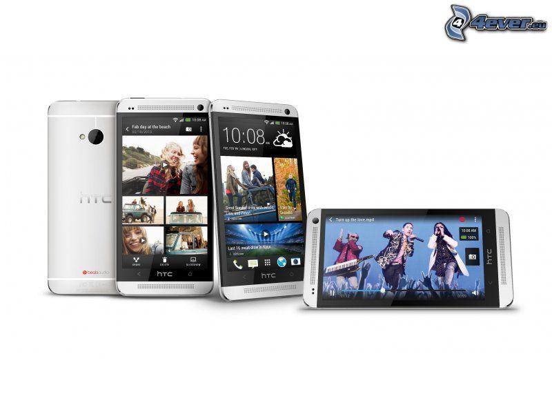 HTC, mobil